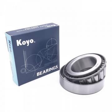 CONSOLIDATED BEARING 6316-2RS C/3  Single Row Ball Bearings